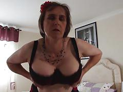 mature, redhead, big boobs, cleavage, european, mature eu, mature nl, allison x
