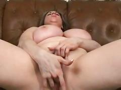 Interracial bbw action