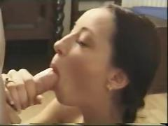 blowjobs, brunettes, facials