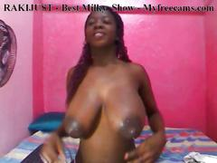 The black nipples biggest of the world