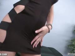 Kendall karson takes a big cock pov style