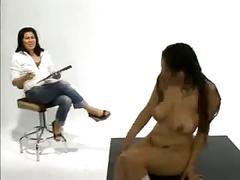 Lesbian squirt