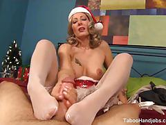 Horny holiday stepmom milf- zoey holloway