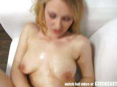amateur, anal, blonde, cumshot, hardcore, european, hd, anal sex, assfucking, casting, cum in mouth, cum swallow, czech, doggy style, missionary, newbie, platinum blonde, point of view, rough fuck