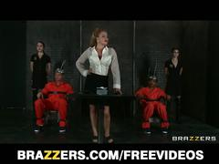 Two death row inmates get one last threesome with krissy lyn