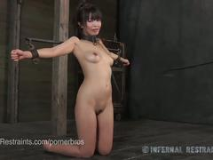 anal, asian, bdsm, fetish, pornstar, hd, ass hook, caning, foot torture, gag, gagging, japanese, metal bondage, nipple clamps, red toe nails, single tail, slapping
