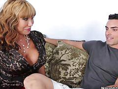 Ava devine gets slammed by her son's good friend