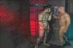 Twink brutally fucked