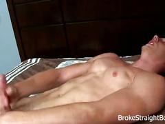 Shameless broke cock wanker johnny forza