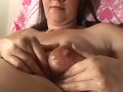 Very pregnant busty slut
