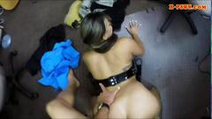 Police women taking a mean dick deep