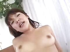 asian, creampie, anal, blowjob, naked, shaved, pale, petite, group-sex, mmf, pussy, clitoris, bareass, barefoot, ass-fuck, fingering, gape, cumshot