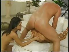 3some with houston & stephanie