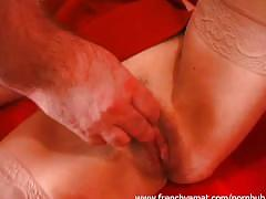 Amateur french mature get fisted