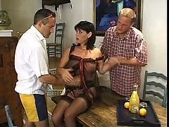 Elodie cherie  le bon jus d'orange