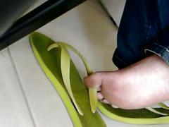 Candid feet soles solas pezinhos - jessica's feet 02