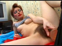 Russian hairy mama-solo