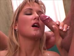 Hot handjob-blowjob compilation 2