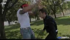 Rocky la parodia porno - rocky boxing parody