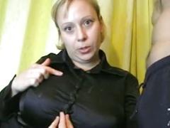 Wank & cum for your secretary
