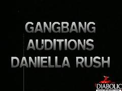 Daniella rush gangbanged