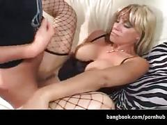 First time fucking a soccer mom