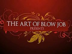 The art of blowjob cumshot compilation v2