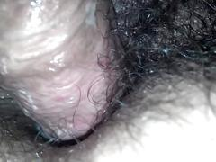 Sexo anal bien sabroso with my pregnant wife 10-23-13