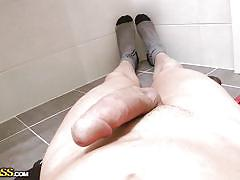 Timea loves fucking in public places