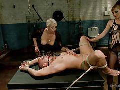 Lorelei and mona bang the slave