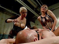 Lorelei and mona bang the slave