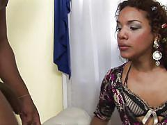 Tranny kisses her lover deeply