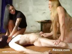 Wild naughty voluptuous femdom milf porn hardcore