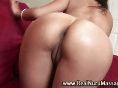 Watch hot asian bitch masseuse