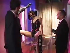 Bdsm - hot anal leather girls