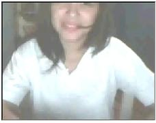 Pinay force scandal in webcam