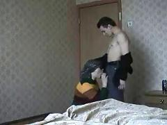 Mature old housewife cheating husband