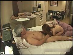 Hiddencam - old japanese man fuck call girl