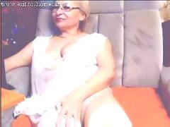 48 years blonde teasing 22 y camfriend