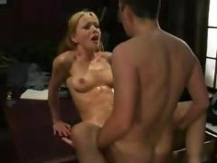 Teen cytheria get fucked by school director