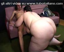 Bbw amateur porcellona italiana 2