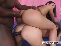 Big black cock fucking two sexy brunettes bmp-4-03