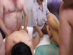 Creampie  gangbang mit vicky wilfing pornstar (teil 2.)
