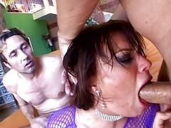 Holly wellin - her 1st monster dick