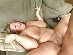 Hugetit bbw blonde fucks ramon