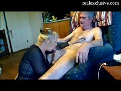mature, milf, granny, blowjob, cumming, cumshot, oral, amateurs, couple, orgasm
