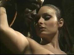 Africanos se follan a mujer blanca con dp by turyboy