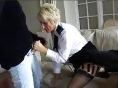 matures, stockings