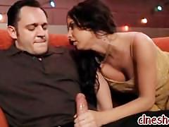 A great couple making love parody brandy aniston