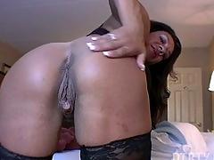 Rica  anal dildo play
